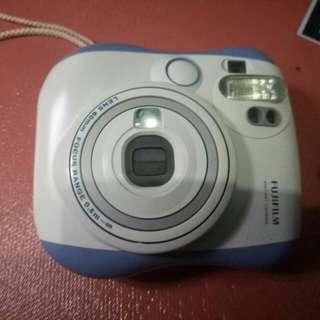 Polaroid fujifilm instax mini 25