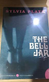The Bell Jar (Sylvia Plath) - Original Imported Book