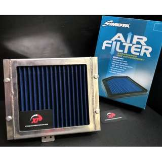 AIR FILTER DROP IN WIRA BLUE INJECTION SIMOTA