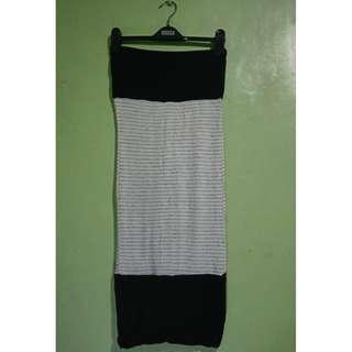 Tube stripes dress