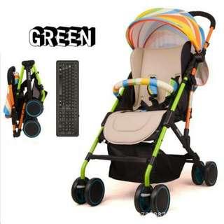 Sisver stroller new