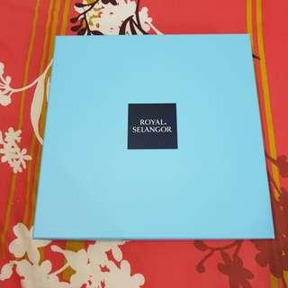 Genuine Royal Selangor Water Lily Plate