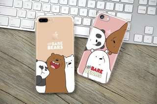 [WE BARE BEARS] iPhone Case