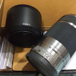Sony 55-210mm 鏡頭