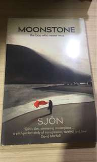 Moonstone (Sjon) - Original Imported Book