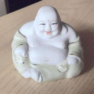 Laughing Buddha Figurine