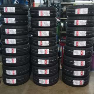 Car tyre promotion, Kumho tyres, Cheapest, New stock