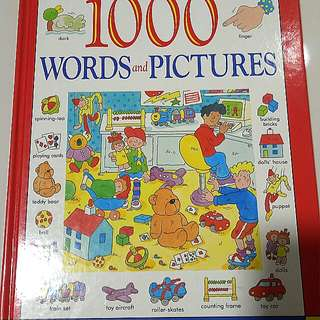 1000 Words and Pictures