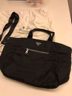 Prada Tote Bag (black)