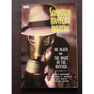 Sandman Mystery Theatre VOL 5 Vertigo Comics Graphic Novel