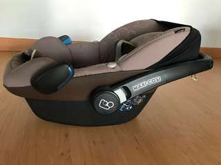 Maxi Cosi Pebble Baby Car Seat