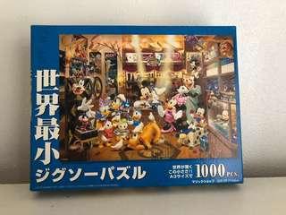 Disney puzzle