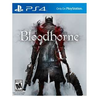 PS4 BLOODBORNE - US/ALL (A16)