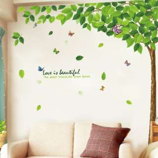 Tree Wall Home Decor/Decal/Decorations/Wallpaper/Sticker DIY