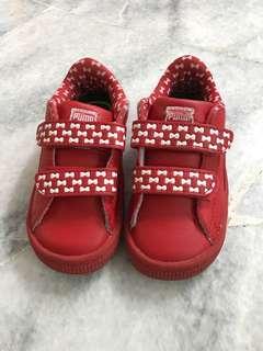 Puma Sesame Street Elmo Shoe