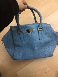Authentic Nina Ricci Calf Bag