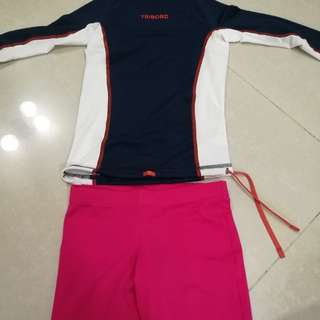 Girls kids  swim wear , good condition