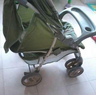 Ashworthy baby stroller