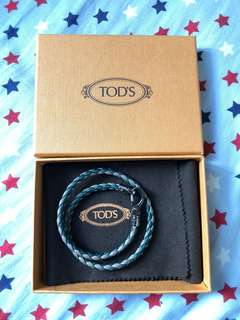 Tod's 皮革手鍊