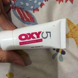 Oxy 5 obat jerawat