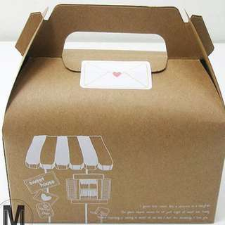 Customized Cake Box Printing
