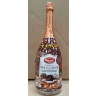 好市多綜合脆米巧克力酒瓶裝