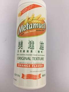 Metamucil 天然車前子纖維素