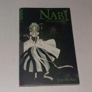 NABI The Prototype Tokyopop Manga By Yeon-Joo Kim