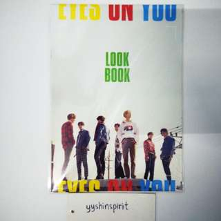 GOT7 Eyes On You Lookbook