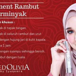 Redolivia hair n makeup serum