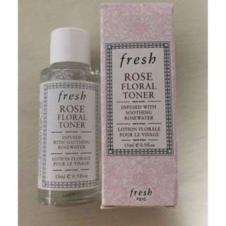 Fresh - Rose Flora Toner