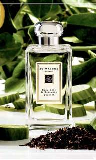 Jo Malone Earl Grey and Cucumber Cologne 100ml