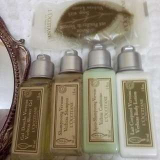 L' OCCITANE En Provence 1set/ 5pieces