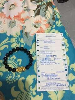 Gold Bracelet 9999