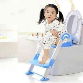Baby seat tool potty trainer