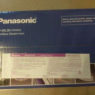 全新Panasonic 蒸汽熨斗