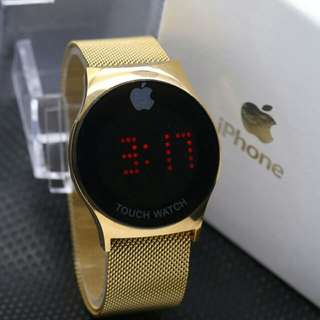 (New) iPhone Watch GO Gold
