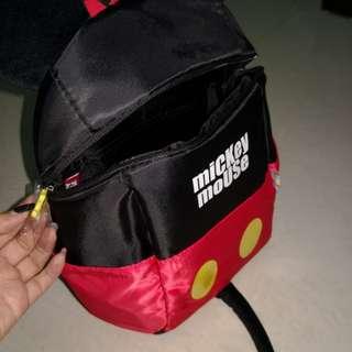 mickey kids bag