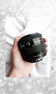 Lensa Nikon Nikkor AF 35-70mm