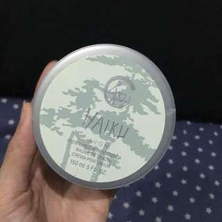 Authentic Avon Canada Haiku Perfumed Skin Lotion