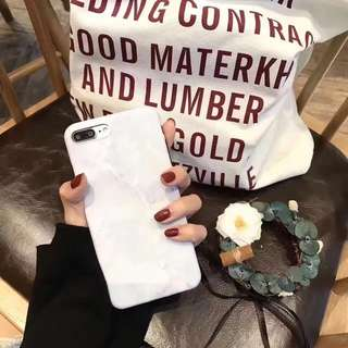 Marble pattern iPhone 7/8 Plus case