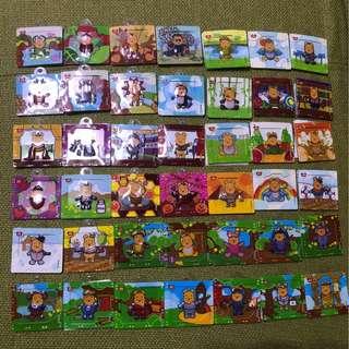 全套7-11磁石貼