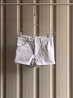 CHEAP MONDAY White Shorts