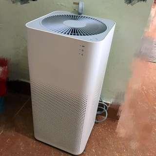 小米 空氣清新機 + filter x2