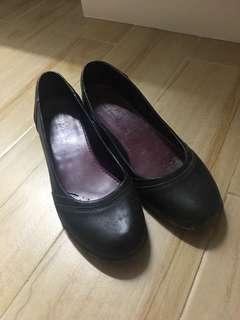 EASYSOFT BLACK SHOES