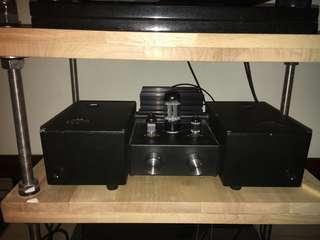Zenn audio hybrid amplifier