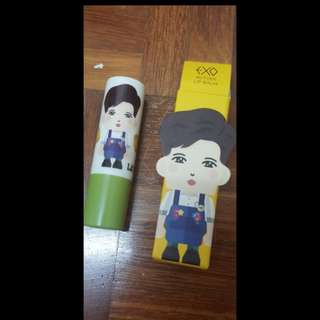 EXO NATURE REPUBLIC LIPSTICKS - Lay