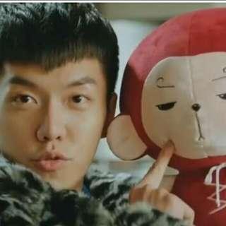 A korean odyssey doll