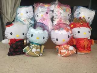 Hello Kitty Dolls (Mcsweet Millennium Love Series) LIMITED EDITION