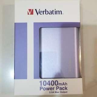 Verbatim 外置充電器 尿袋 外置電池!